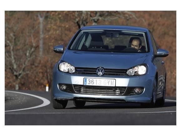 Prueba 10: Volkswagen Golf BlueMotion