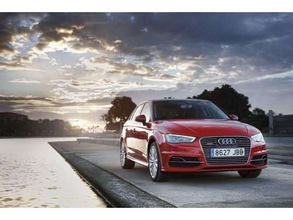 Prueba 10: Audi A3 Sportback e-tron, el primer híbrido enchufable de Audi