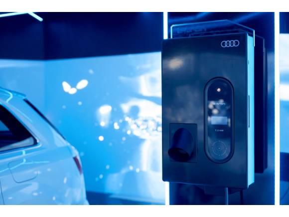 Audi e-tron room: la tecnología eléctrica de Audi en una experiencia interactiva
