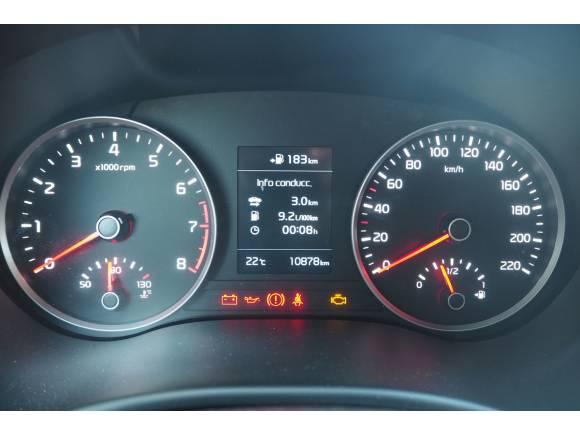 Prueba del Kia Stonic: análisis de motores, equipamientos y competencia