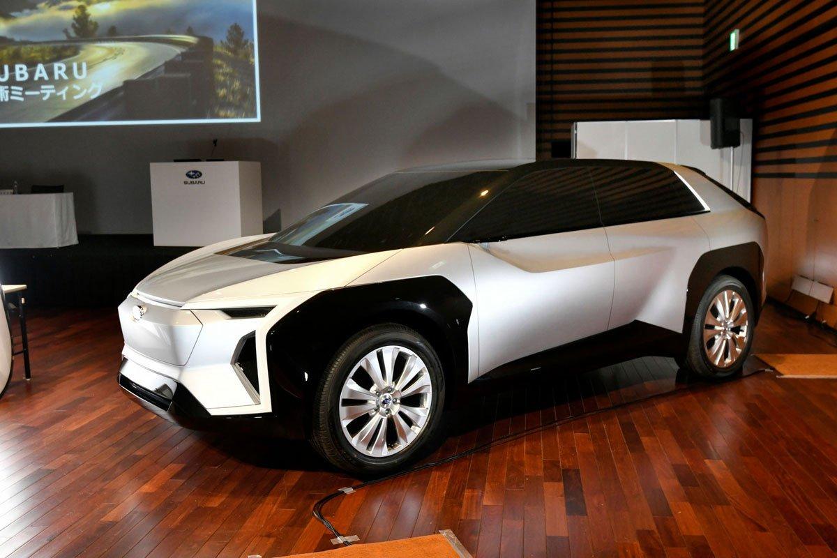 Subaru electrico