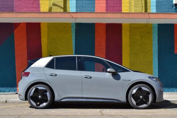 Prueba ID3: opinión, datos, precios y video del eléctrico de Volkswagen