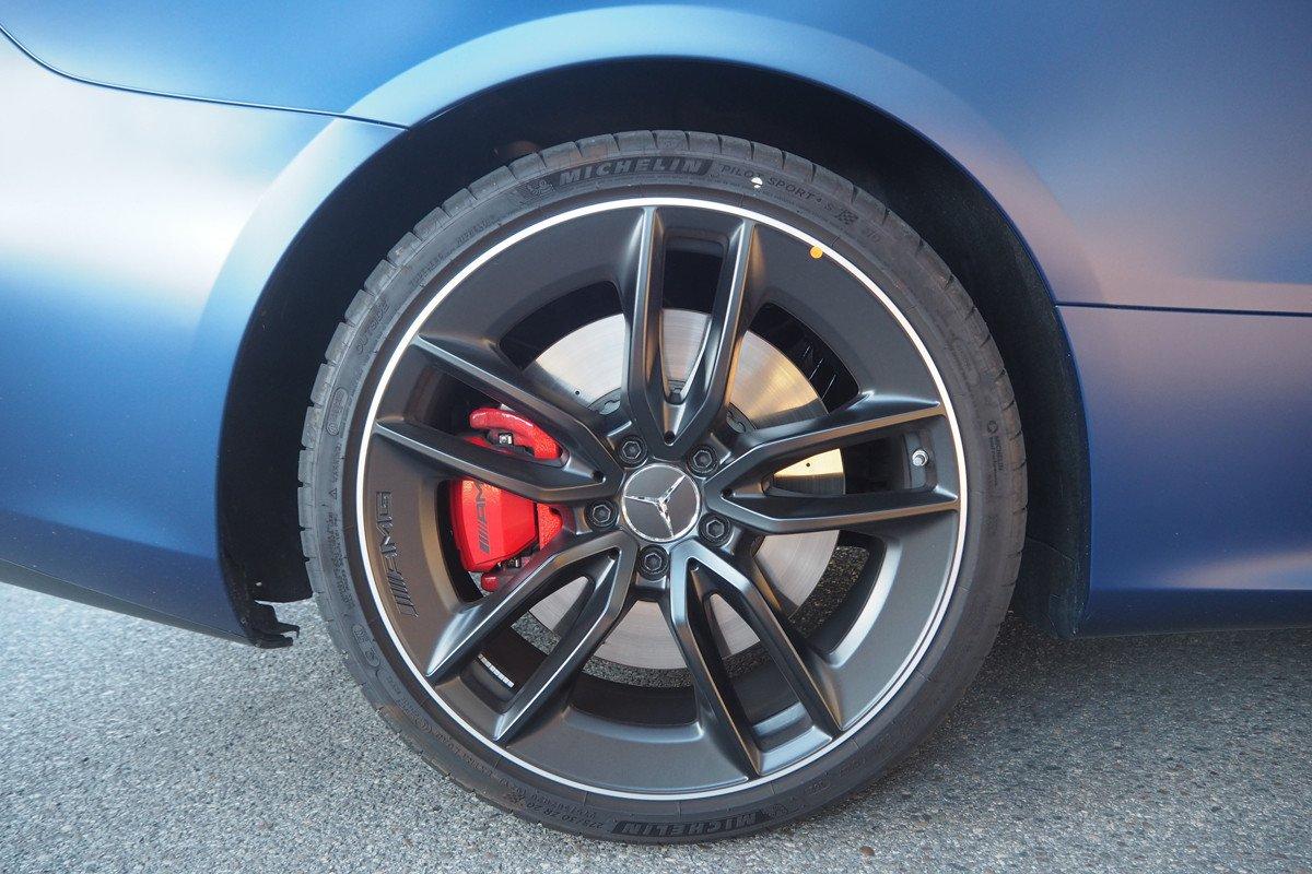 Prueba Mercedes-AMG Clase E 53 Coupé