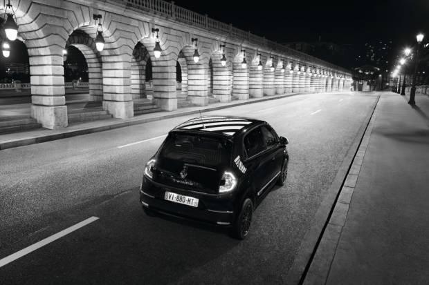 Nuevo Renault Twingo Urban Night: el rey de las noches parisinas