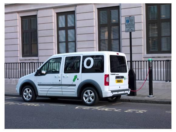 Coche ecológicos: Ford Focus eléctrico, para 2012