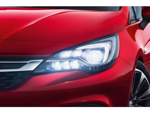 Nuevo Opel Corsa: con iluminación matricial Intellilux LED