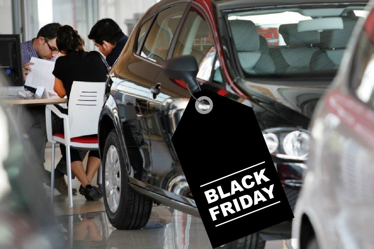 Black Friday coches 2020