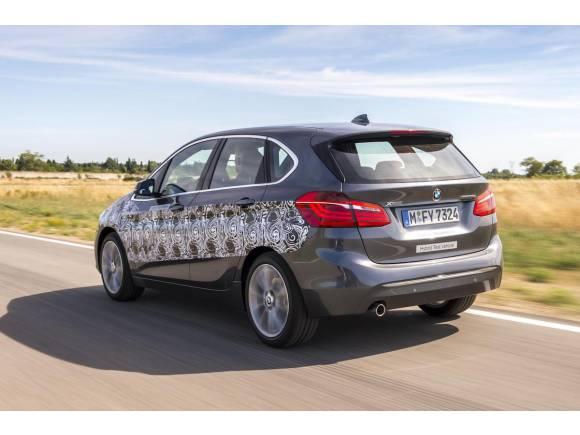 Nuevos BMW híbridos y de pila de combustible