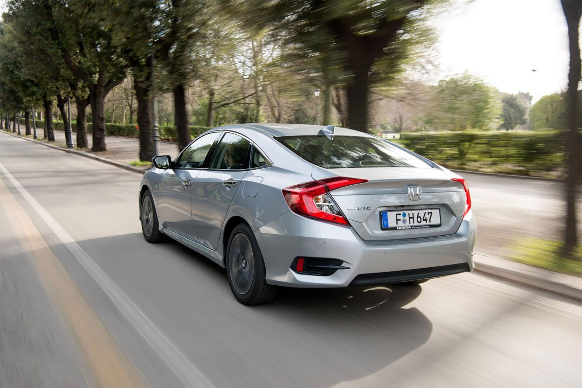 Honda Civic diésel