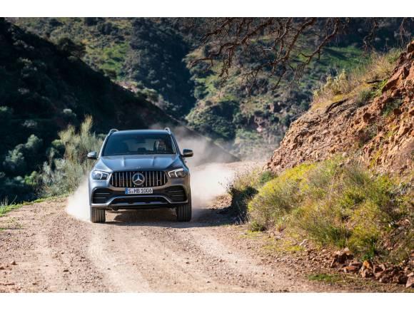 Mercedes-AMG GLE 53 4MATIC+, con más de 400 CV por bandera