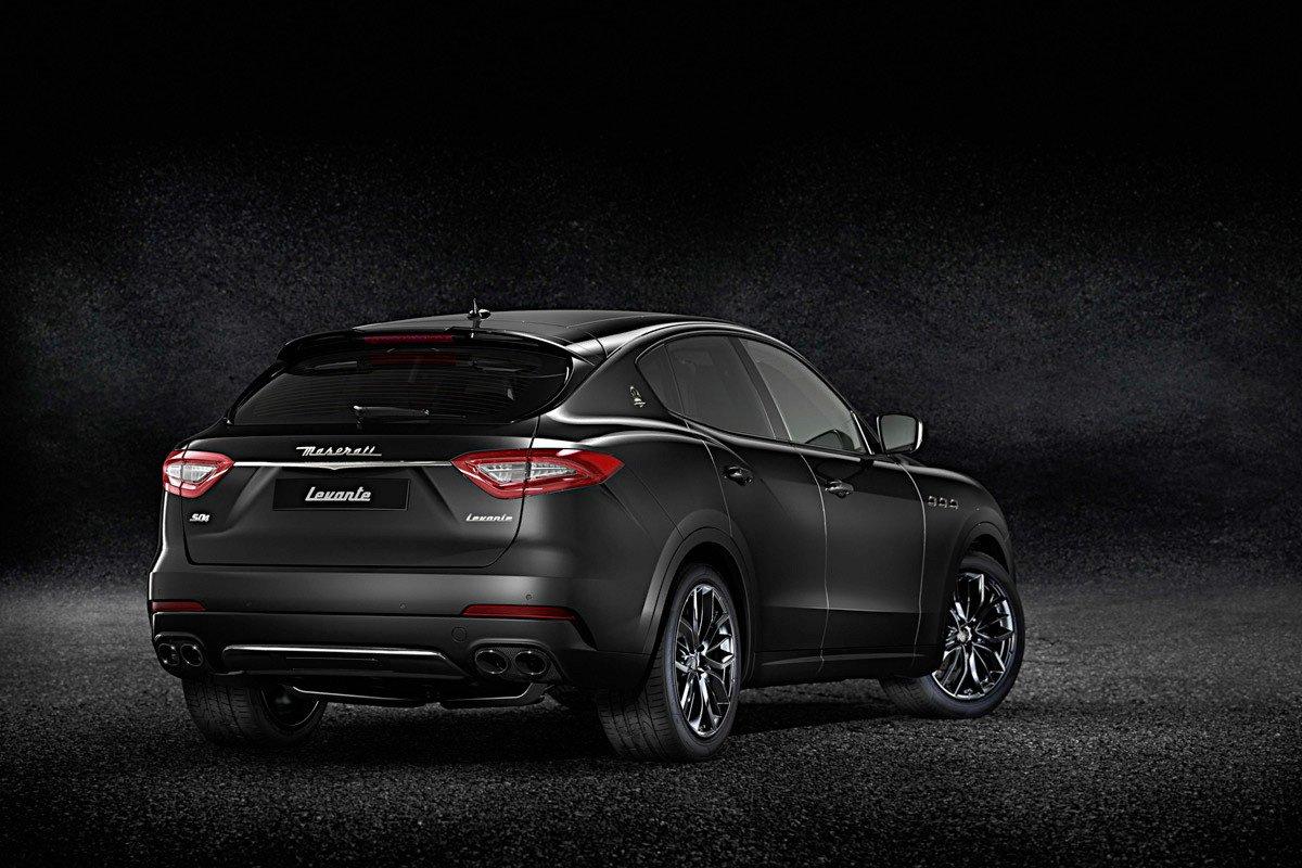 Maserati Levante Nerissimo Edition