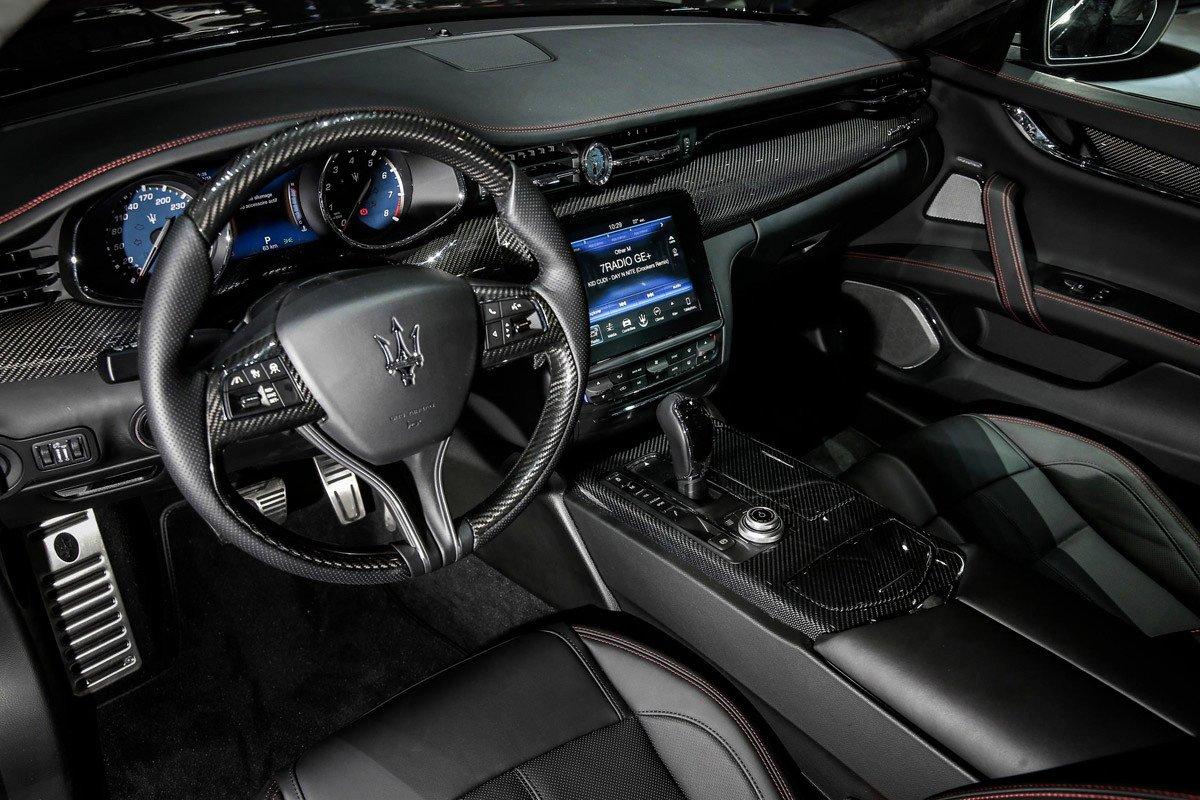 Maserati Quattroporte Nerissimo Edition