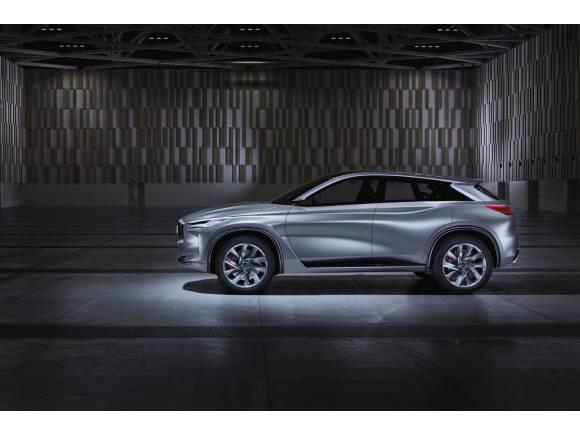 QX Sport, así será los futuros SUV de Infiniti