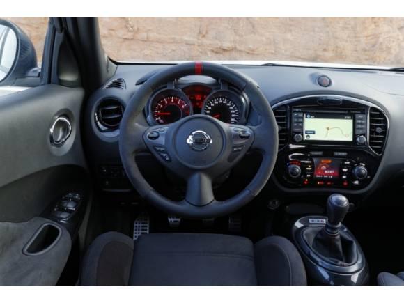 Prueba: Nissan Juke Nismo, presentación en Barcelona