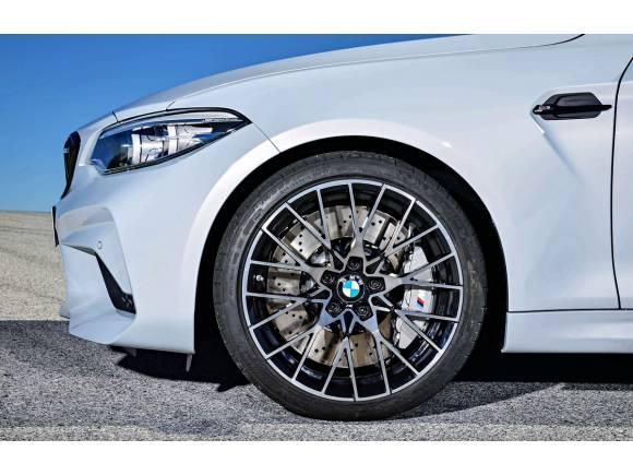 Nuevo BMW M2 Competition