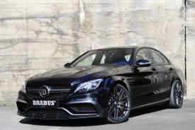 Brabus crea un Mercedes Clase C de 600 CV