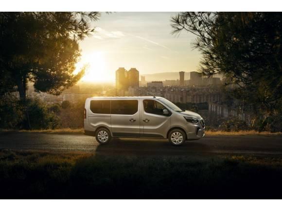 Nuevo Nissan NV300 Combi: llega en mayo con nueva imagen y motores