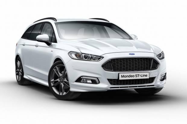 Nuevo Ford Mondeo ST-Line, con acabado deportivo