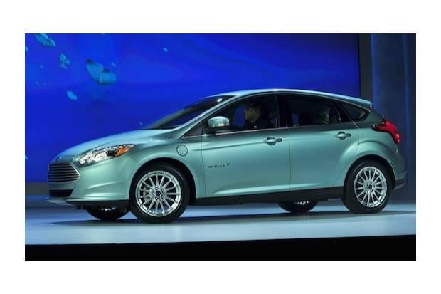 Salón de Detroit 2011: Ford Focus Electric