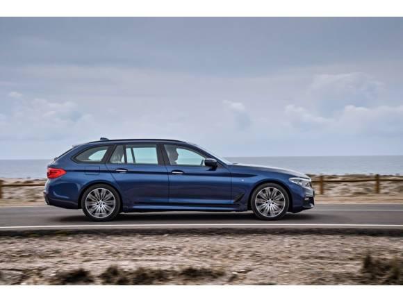 Nuevo BMW Serie 5 Touring: espacio, dinamismo y eficiencia