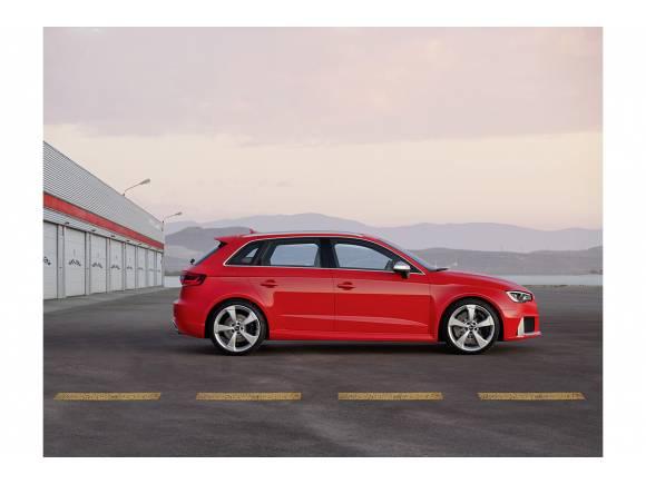 Audi RS 3 Sportback: órdago a los GTI compactos