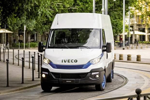 Vídeo Iveco Daily Blue Power, el transporte urbano sostenible