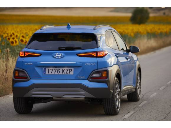 Prueba nuevo Hyundai Kona Hybrid: precios, datos y opinión