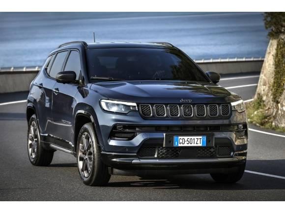 Prueba del nuevo Jeep Compass 2021: precio, interior, 4xe, opiniones,...