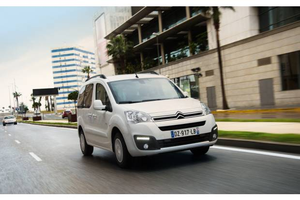 Nuevo Citroën E-Berlingo Multispace: 170 kilómetros de autonomía