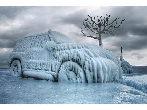 Trucos para proteger tu coche de las heladas