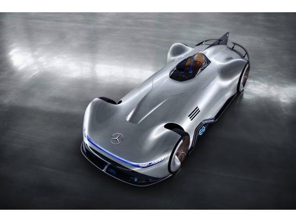 Pebble beach, los show car de Mercedes, Audi e Infiniti