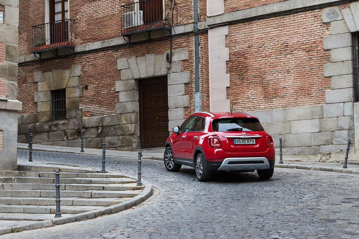 Prueba Fiat 500X