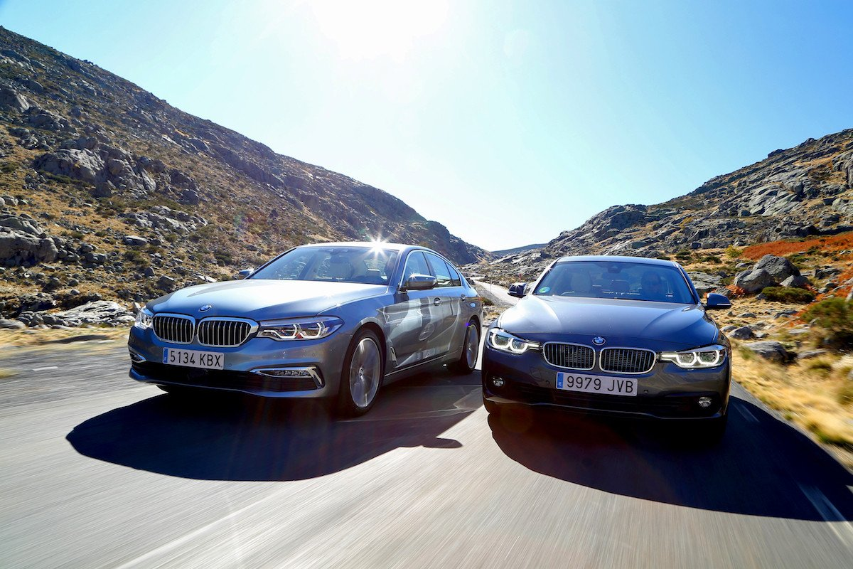 BMW híbrido