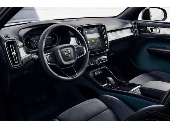 Ya a la venta el Volvo C40 Recharge: el primer SUV coupé de la marca