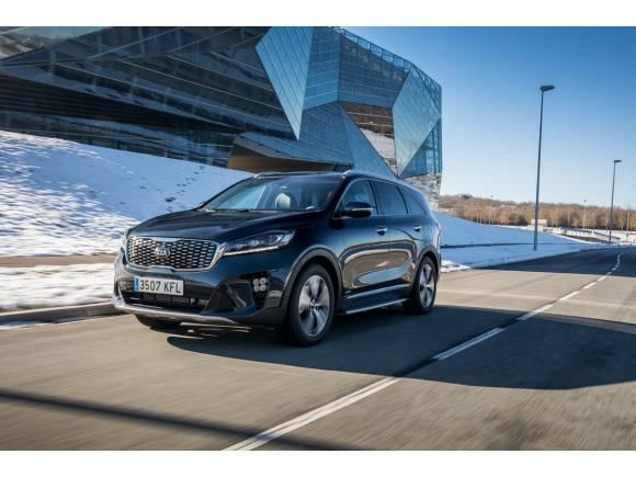 Nuevo Kia Sorento 2018: primera prueba del SUV coreano