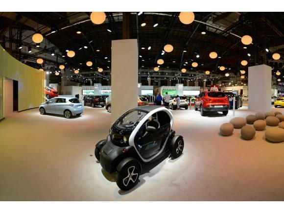 Zoe, Kadjar y Espace, apuestas Renault en Salón de Barcelona
