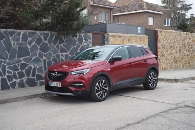 Prueba Opel Grandland X ¿qué motor y equipamiento elegir?