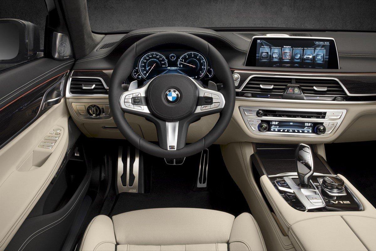 BMW 760Li xDrive