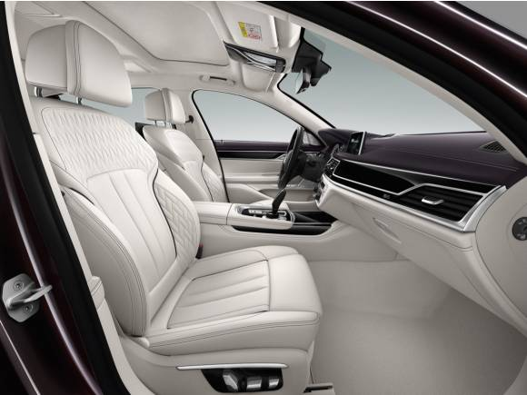 BMW 760Li xDrive: lo más de BMW en  lujo y tecnología