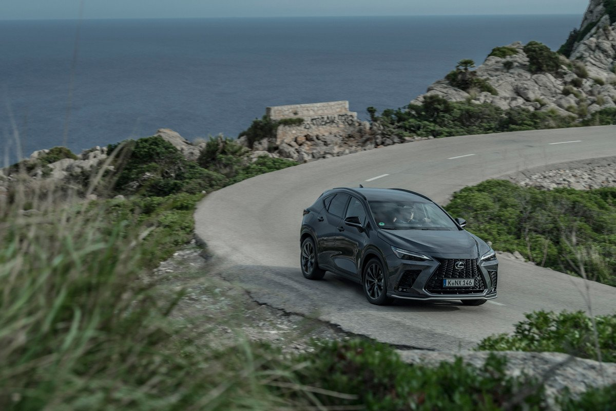 Prueba Lexus NX