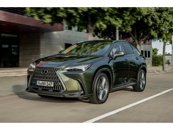 Prueba Lexus NX: análisis y opinión del híbrido y del enchufable