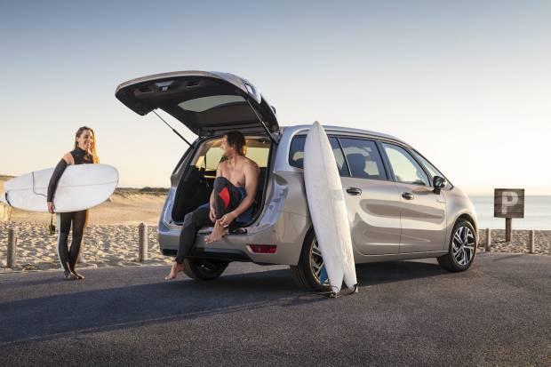 Nuevo Citroën C4 Picasso Rip Curl Limited Edition