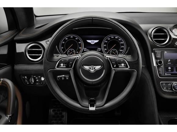 Bentley Bentayga Speed, el SUV más rápido del mundo