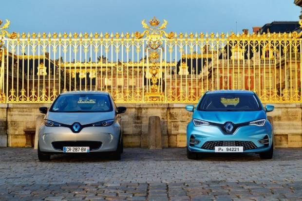 El éxito de la evolución: comparamos las distintas generaciones del Renault ZOE