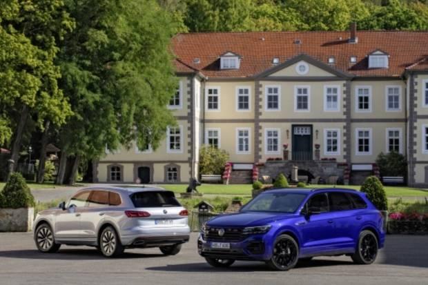 Nuevos VW Touareg eHybrid y VW Touareg R desde 81.000 euros