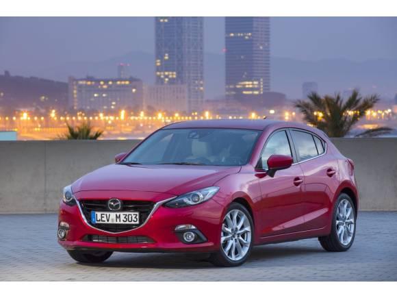 Nuevo motor 1.5 diésel para el Mazda 3
