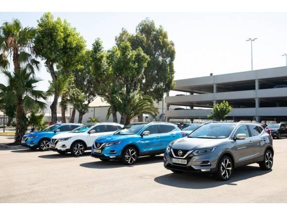 Venta coches marzo 2019: Las marcas que más suben y bajan