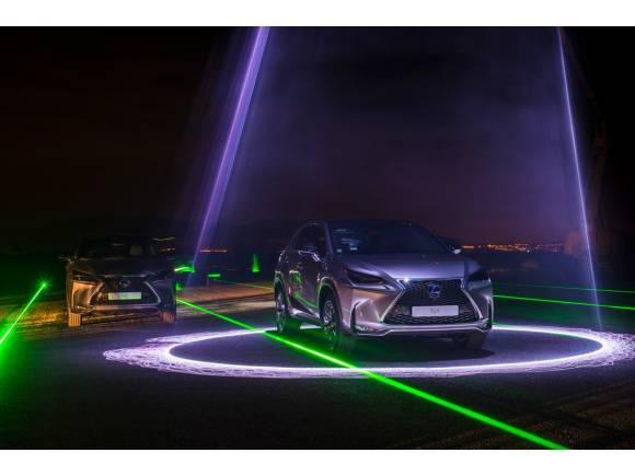 Vídeo: will.i.am mezcla una canción con tres Lexus NX