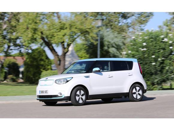 Kia Soul EV: un eléctrico a precio asequible