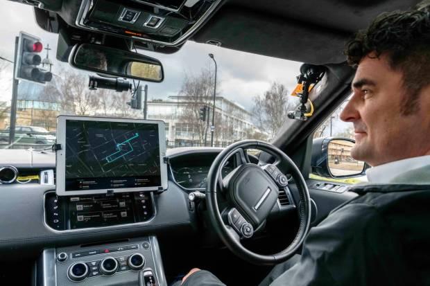 Proyecto AutopleX, la conducción autónoma obtiene visión total